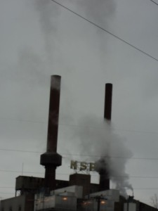 Xcel Energy 1940s coal plant burning garbage from Ramsey and Washington counties in Red Wing (Goodhue County).  Permit expired since June, 2009